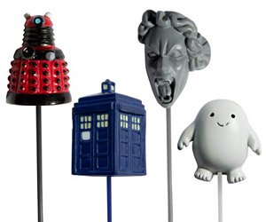 Doctor Who Earbuds