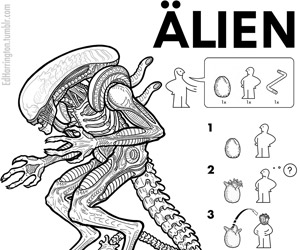 IKEA Creature Assembly Diagrams