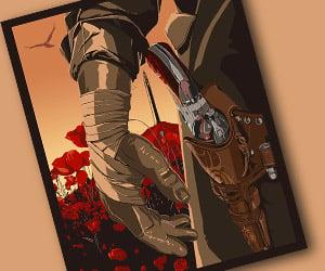 I Do Not Kill with My Gun: A Dark Tower Print