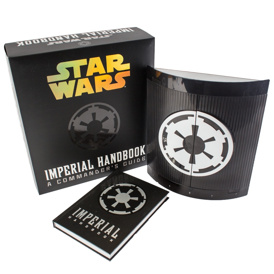 Star Wars Imperial Handbook Deluxe Edition