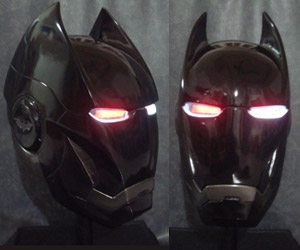 Iron Bat Helmet