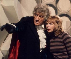 A Former Companion Meets the Current Doctor