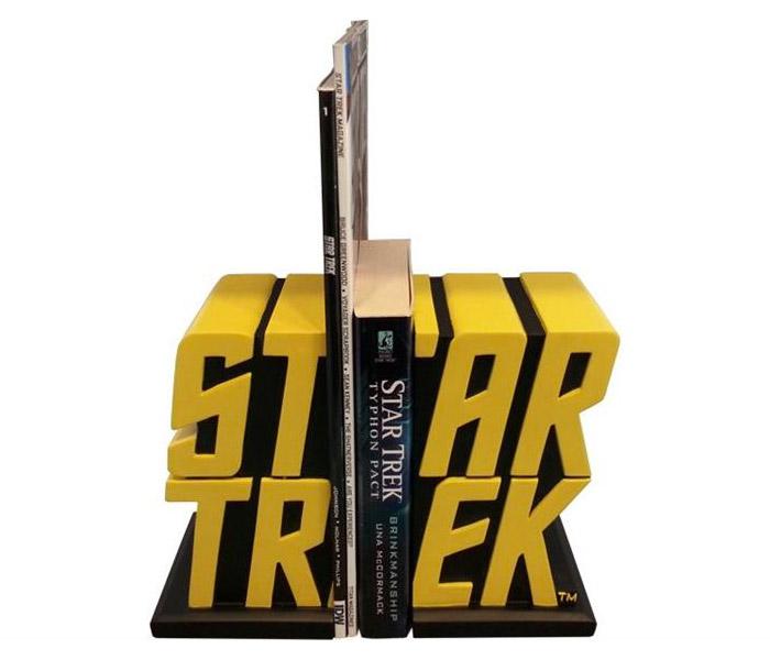 Star Trek TOS Logo Bookends