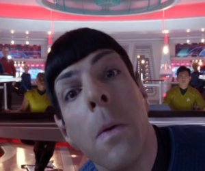 Star Trek Into Darkness Blooper Reel