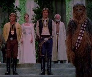 Star Wars Episode IV: A New Hope Minus John Williams