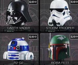 Bandai Star Wars Helmet Collectibles