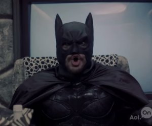 Batjuice: James Franco's Batman/Beetlejuice Mashup