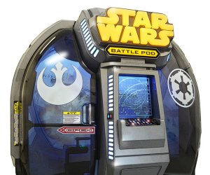 Star Wars Battle Pod: The Arcade Strikes Back