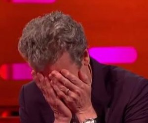 Watch Peter Capaldi Get Embarrassed