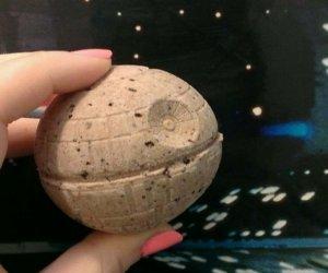 Death Star Bath Bombs