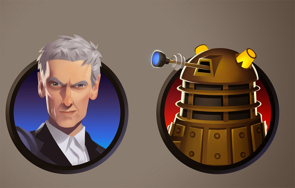 Doctor Who Game Teaches Basic Programming Skills