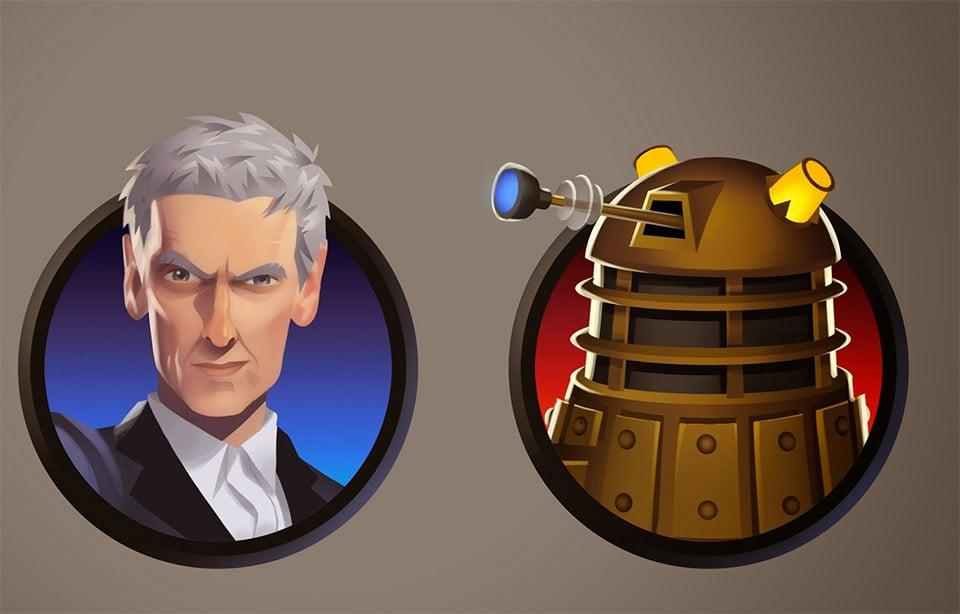 Doctor Who Game Teaches Basic Programming Skills