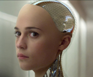 Ex Machina Teaser Trailer