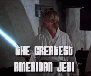 The Greatest American Jedi