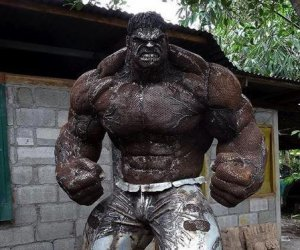 Don't Make Scrap Metal Hulk Angry