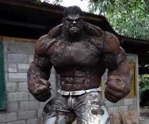 Don't Make Scrap Metal Hulk Angry