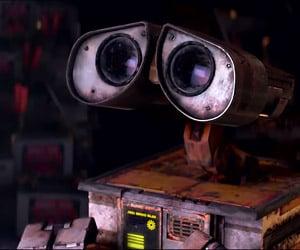 WALL-E x Interstellar