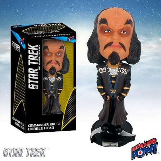 Star Trek Commander Kruge Bobble Head