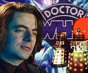 Comedy Classic: Rowan Atkinson is Doctor Who