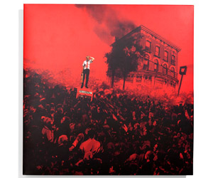 Shaun of the Dead Original Soundtrack on Vinyl