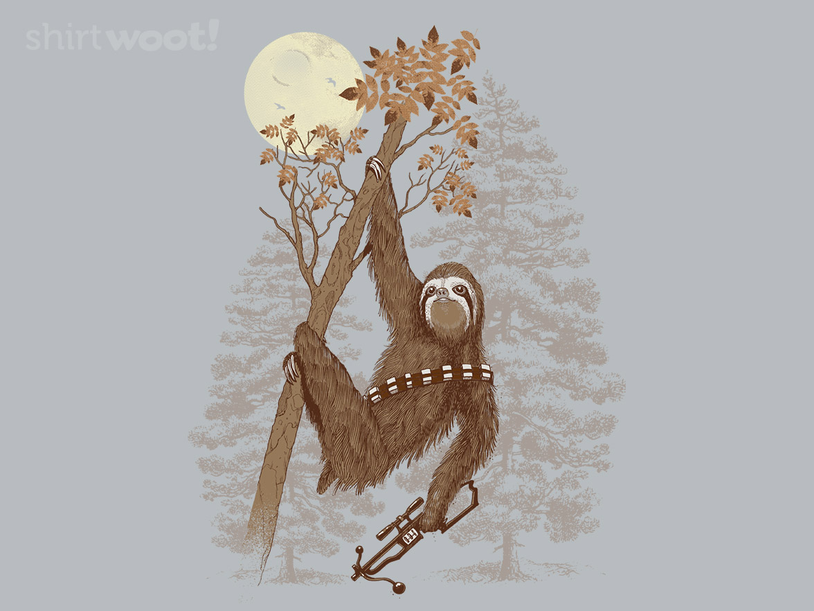Sloth Wars T-Shirt