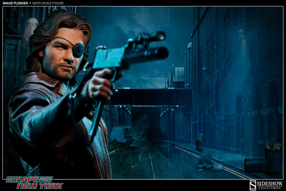 Sideshow Collectibles 1/6th Scale Snake Plissken