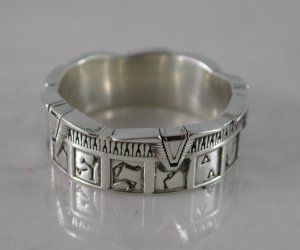 Stargate Ring: Finger-Sized Event Horizon