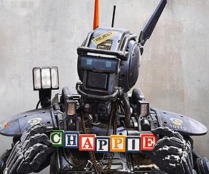 Chappie: Teaser Trailer