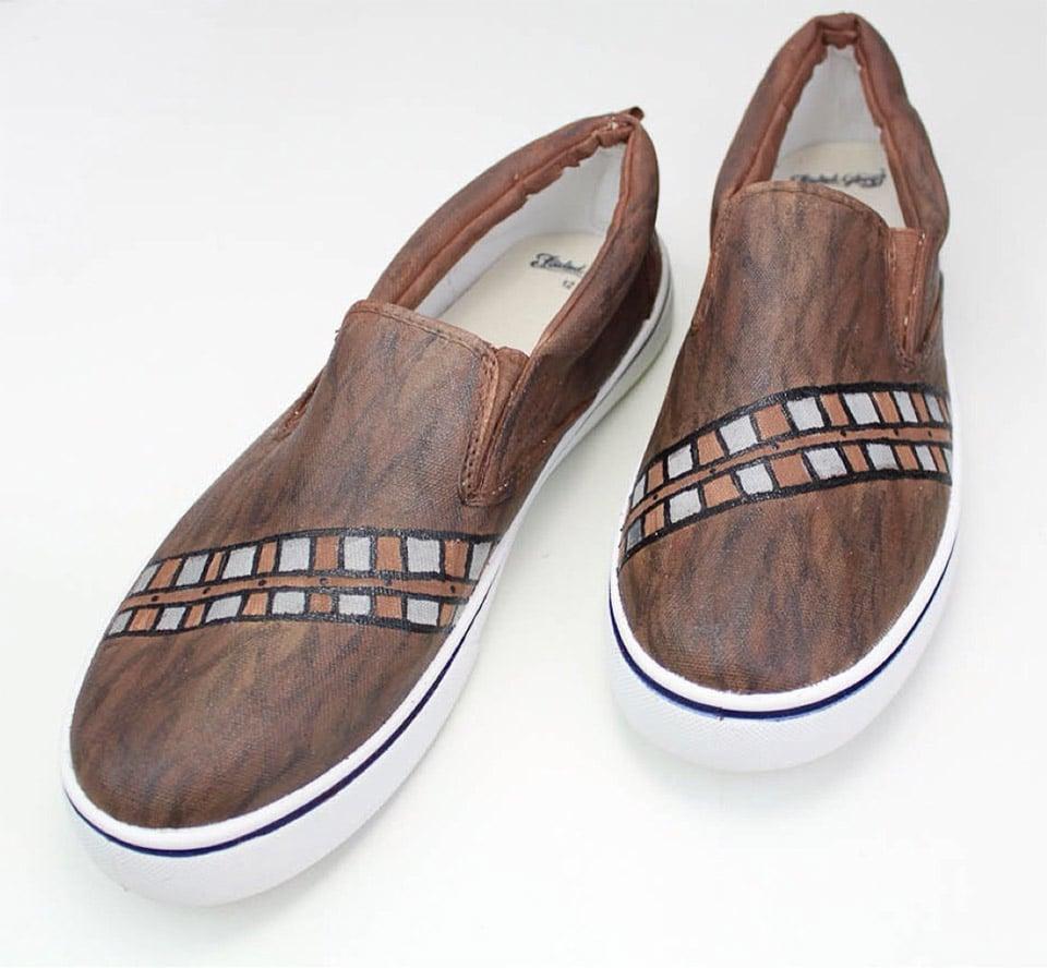Chewbacca Shoes: Shoebacca