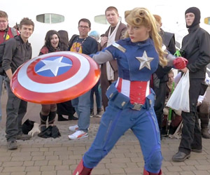 MCM London Comic Con 2014 Cosplay Video