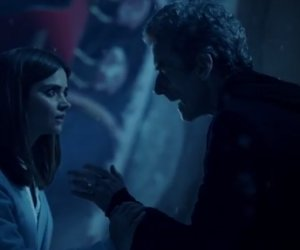 First Clip from the Doctor Who Christmas Special