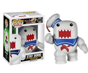 Funko Pop! Ghostbusters Domo Figures