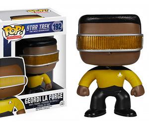 Funko Pop! Star Trek TNG Figures