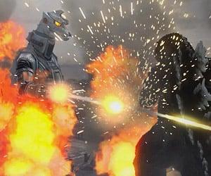 Japanese Godzilla Video Game Trailer