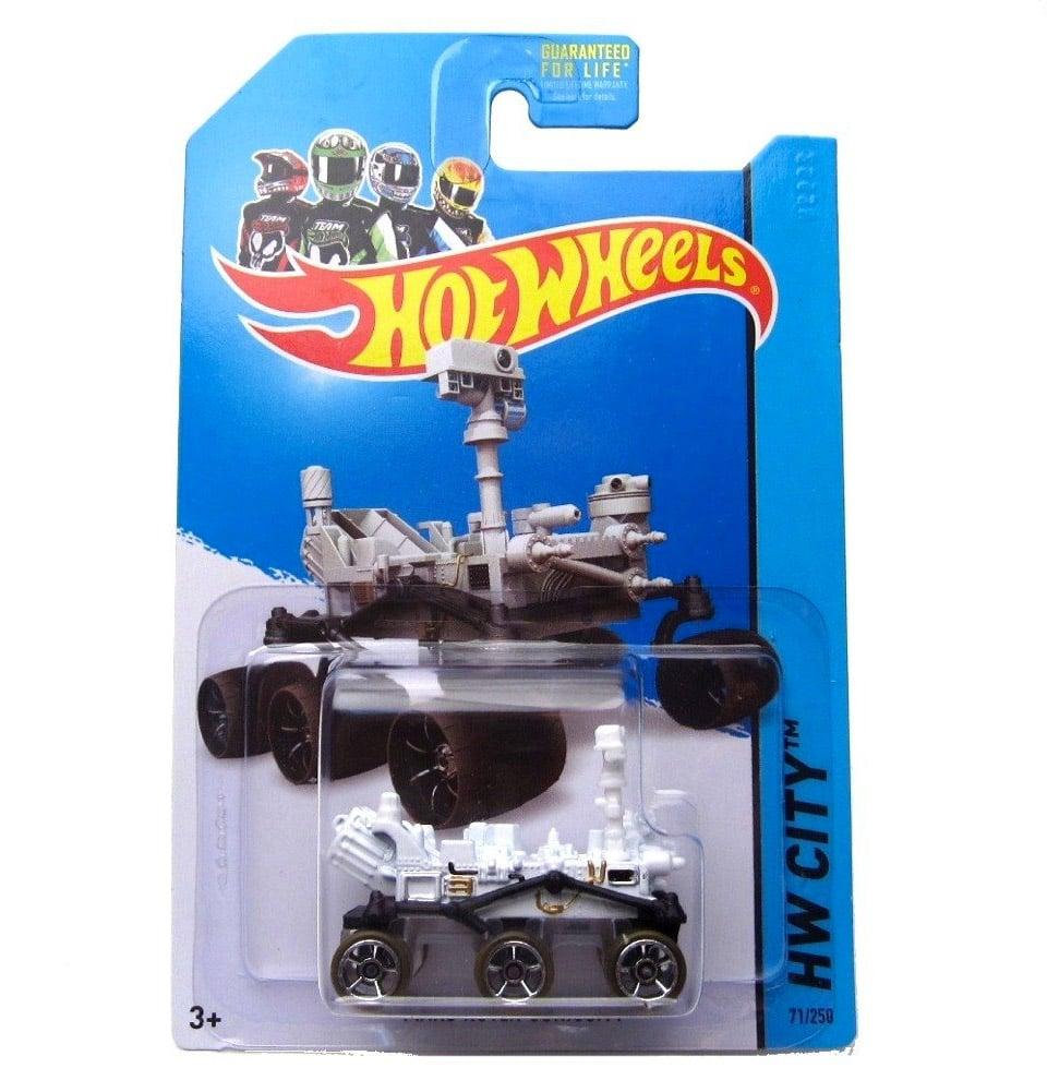 2017 hot wheels mars rover - photo #3