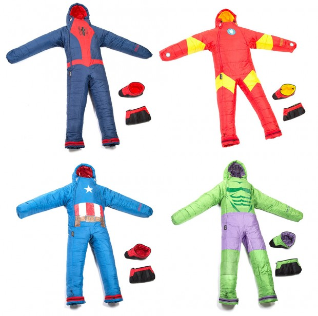marvel_wearable_sleeping_bags_1