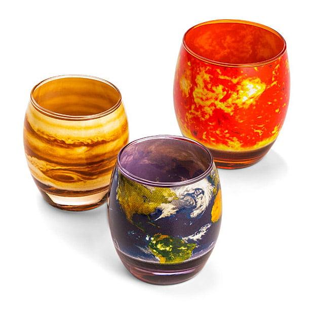 solar system glassware set - photo #6