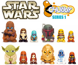 Star Wars Chubby Series 1