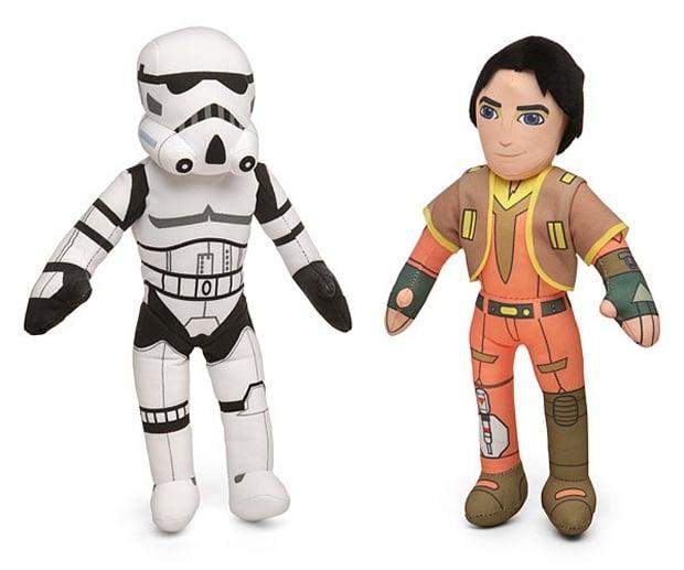 Star Wars Rebels Plushes