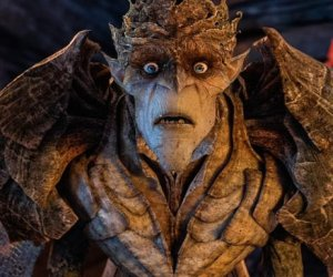 First Trailer for George Lucas' Strange Magic