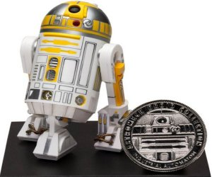 Barnes and Noble Star Wars R2-C4 ARTFX Statue