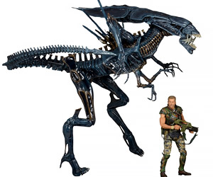 Aliens Xenomorph Queen Action Figure