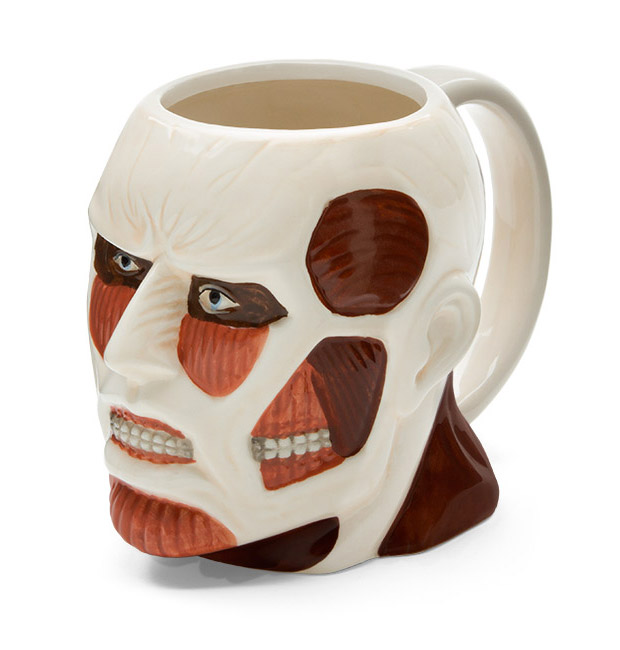 Attack on Titan Coffee Mug