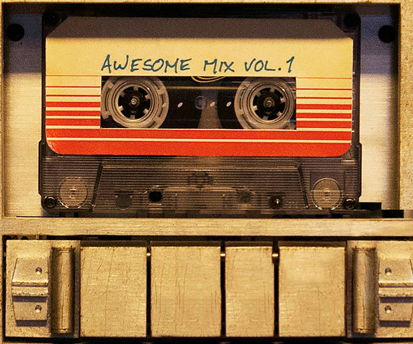 James Gunn Reveals Original Awesome Mix Vol. 1 Track List