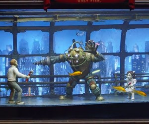 The Ultimate BioShock Aquarium