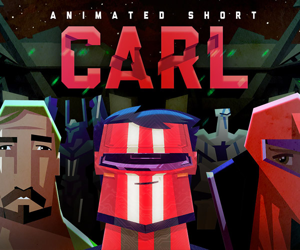 CARL: Animated Sci-Fi Short Film