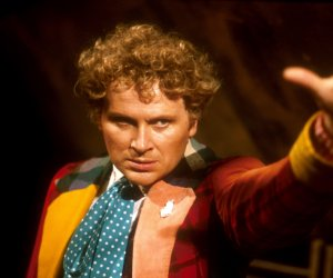 The Sixth Doctor to Star in Star Trek Continues