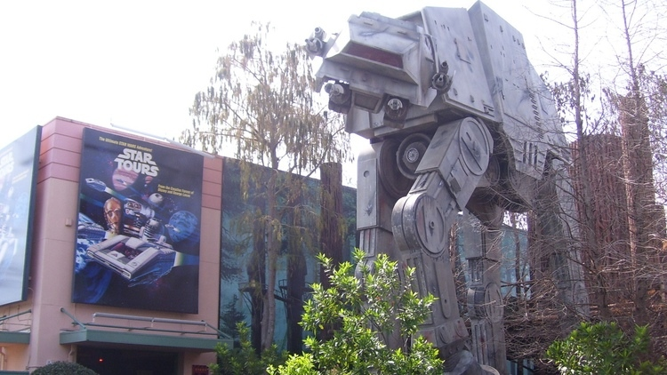 Disney Star Wars Attractions to Be Based on New Films