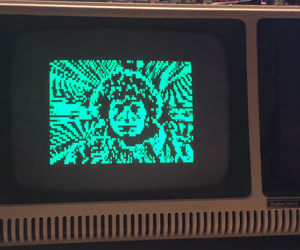 Doctor Who on a TRS-80