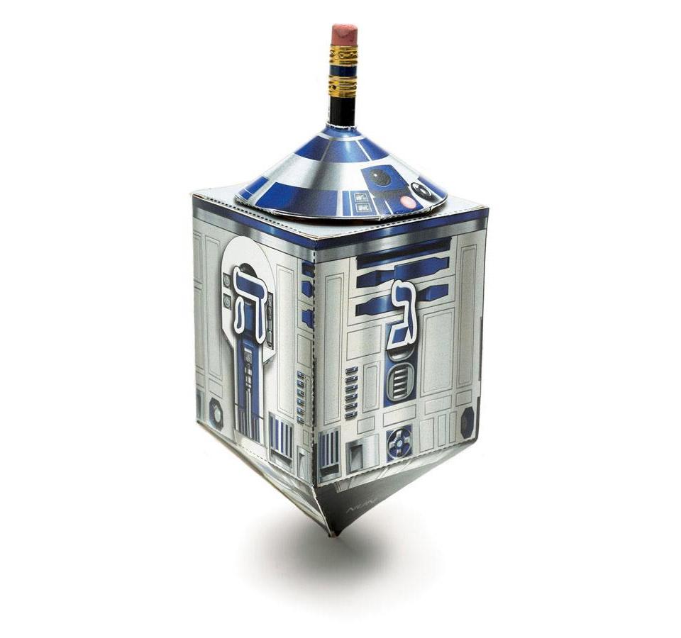 R2-D2 Dreidel: Droidel
